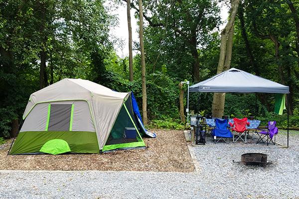 Tents Elizabethtown Hershey Koa